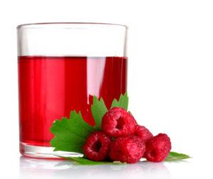Напиток из малины