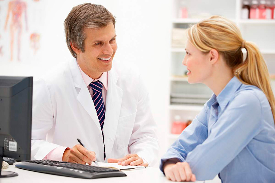 Лечение экземы назначается врачом