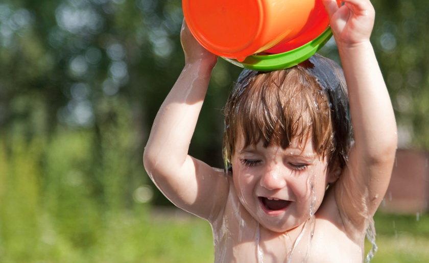 Закаливание детей для крепкого иммунитета